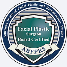 Americal Board of Facial Plastic and Reconstructive surgery (ABFPRS)